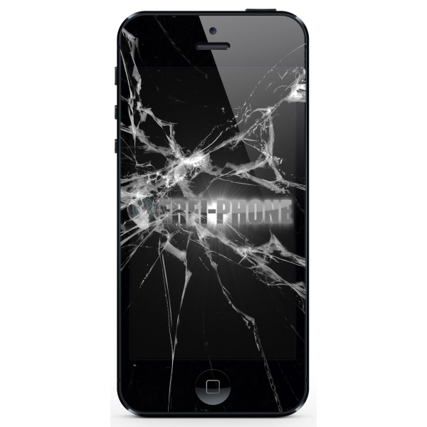 iPhone 5 Display-Reparatur
