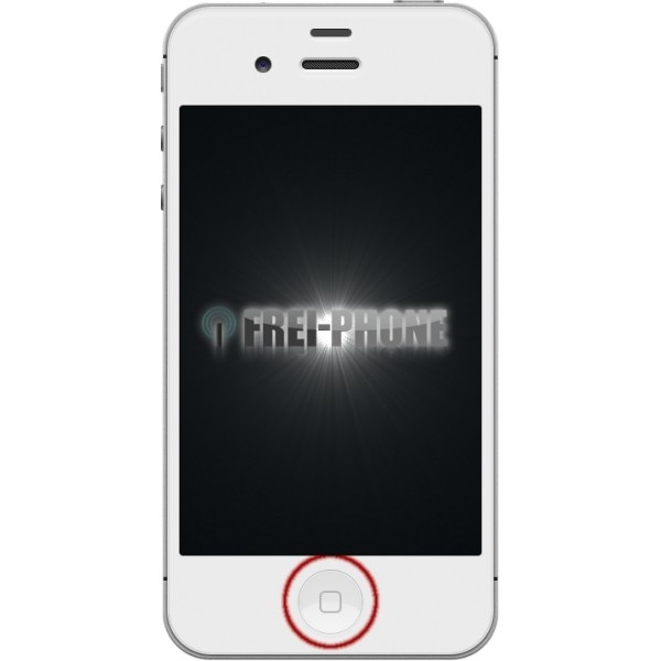iPhone 4S Home-Button-Reparatur